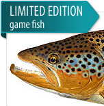 Limited Edition Gamefish